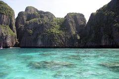 Phi-Phi-Inseln Lizenzfreie Stockbilder
