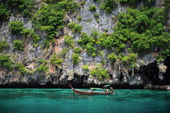 Phi-Phi island Royalty Free Stock Photography