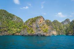 Phi phi island Royalty Free Stock Photo
