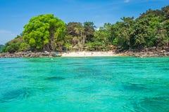 Phi phi island in andaman sea, Phuket, Krabi, Thailand Stock Images