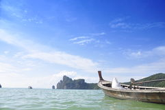 Phi phi island Royalty Free Stock Images