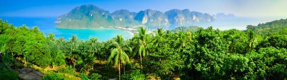 Phi-phi island Royalty Free Stock Image