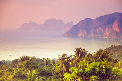 Phi-phi island Stock Photography