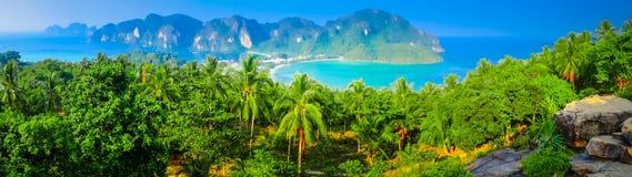 Phi-phi island Stock Photos