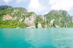 Phi phi island Royalty Free Stock Photos