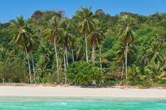 Phi-Phi island, Krabi Province, Thailand. Royalty Free Stock Photos