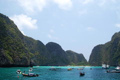 Phi Phi Island, Krabi, Thailand Stock Image