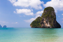Phi-Phi Island south of Thailand, natural landscape, tourist destination Royalty Free Stock Image