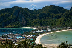 Phi Phi island, Thailand Royalty Free Stock Images