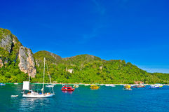 Phi phi island , Thailand Stock Photos
