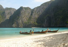 Phi Phi Island - Thailand Royalty Free Stock Images