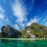 Phi Phi island. Thailand, Phuket. Royalty Free Stock Images