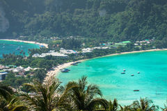 Phi-Phi island Stock Images