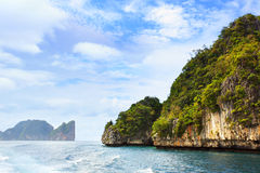 Phi-Phi islands Stock Photos