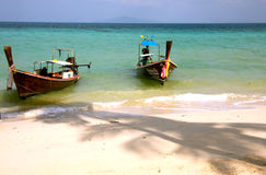Phi Phi Islands - The Beach - Thailand Stock Image