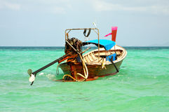 Phi Phi Islands - The Beach - Thailand Royalty Free Stock Photos