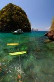 Phi Phi islands. Krabi. Thailand Royalty Free Stock Image