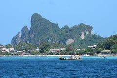 Phi Phi islands Stock Image