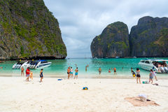 PHI PHI ISLANDS, THAILAND Royalty Free Stock Image