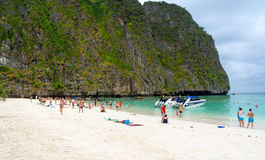 PHI PHI ISLANDS, THAILAND Royalty Free Stock Images