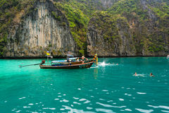 PHI PHI ISLANDS, THAILAND Stock Photos