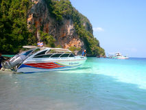 Phi Phi Islands - Thailand Stock Image