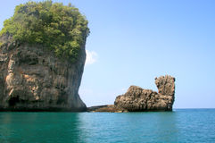 Phi Phi Islands - Thailand Royalty Free Stock Photography