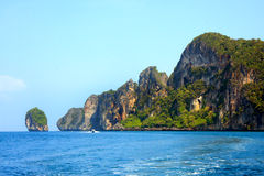 Phi Phi Islands - Thailand Stock Images