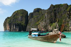 Phi-Phi islands Royalty Free Stock Images