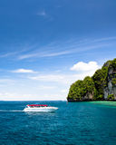 Phi Phi Lay island, Phuket, Thailand Stock Photo