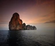 Phi Phi Leh. Island in Thailand Royalty Free Stock Photo
