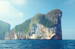 Phi Phi Ley islands Stock Image
