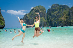 Phi phi lsands Stock Image