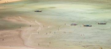 Phi Phi, Phuket, Thaïlande Photos libres de droits