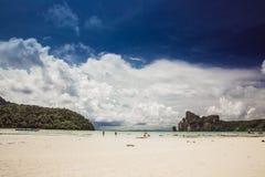 Phi Phi, Phuket, Thailand. Travel. Phi Phi - tropical island, Phuket,  Thailand Royalty Free Stock Photos
