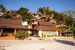 Phi Phi resort Royalty Free Stock Photos