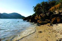 Phi Phi strand Stock Fotografie