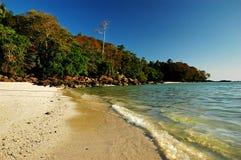 Phi Phi strand Stock Foto's
