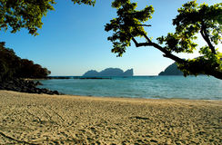 Phi Phi strand Royalty-vrije Stock Fotografie