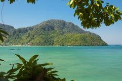Phi Phi, Tailandia, provincia de Krabi Imagenes de archivo