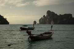 Phi-Phi, Thailand stockfoto
