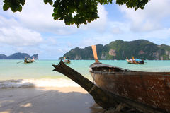 Phi phi thailand Royalty Free Stock Image