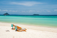 Phi Phi wyspy, Tajlandia obraz stock