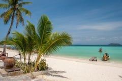 Phi Phi wyspy, Tajlandia fotografia royalty free