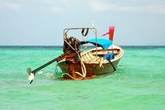Phi Phi wyspy Tajlandia - plaża - Zdjęcia Royalty Free