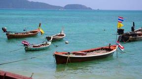 Phi-Phiinsel in Thailand Lizenzfreie Stockfotos