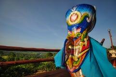 phi TA φεστιβάλ khon στοκ εικόνα με δικαίωμα ελεύθερης χρήσης