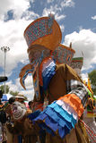 Phi TA Khon φεστιβάλ φαντασμάτων Στοκ Εικόνα