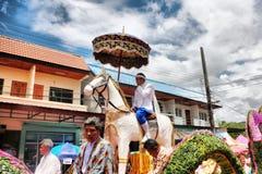 Phi Ta Khon Photographie stock