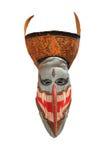 Phi Ta Khon coloré du masque Images stock